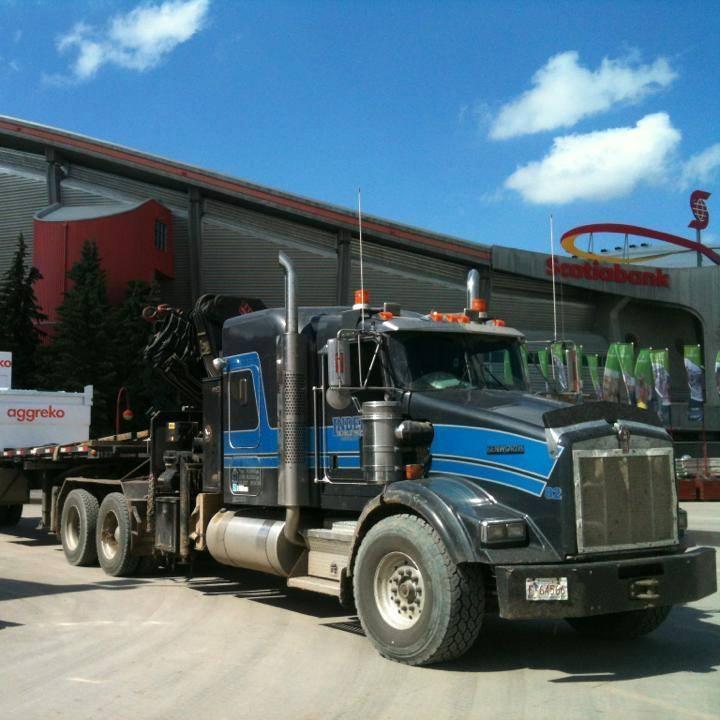 Indent Oilfield Trucking Ltd logo