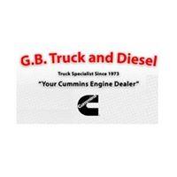 G B Truck & Diesel logo