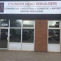 Trac Cylinder Head Rebuilders Ltd logo