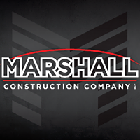 Marshall Construction Company logo