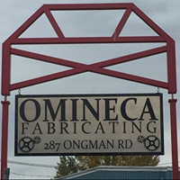 Omineca Fabricating logo