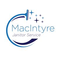 MacIntyre Janitor Service logo