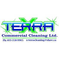 X-Terra Commercial Cleaning logo