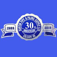 Bartin Pipe & Piling Supply Ltd logo