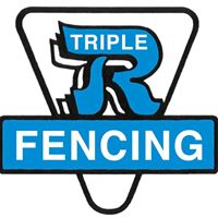 Triple R Fencing logo