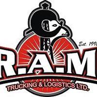 RAM Trucking & Logistics Ltd logo