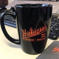 Holman's Hauling Inc logo