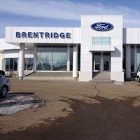 Brentridge Ford Sales Ltd logo