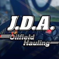 JDA Oilfield Hauling logo