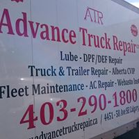 Advance Truck Repair Ltd logo