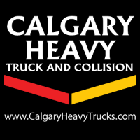 Calgary Heavy Truck & Collision logo