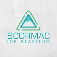 Scormac Ice Blasting logo