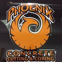 Phoenix Concrete Cutting & Coring logo