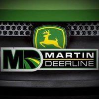 Martin Deerline logo
