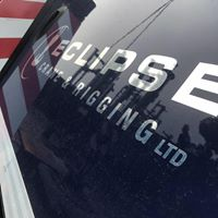 Eclipse Crane & Rigging Ltd logo