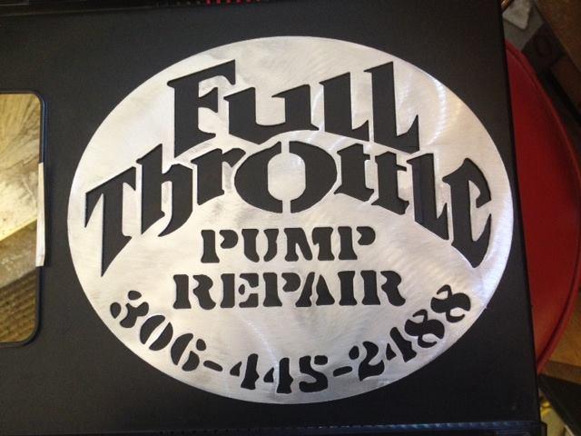 Full Throttle Pump Repair logo