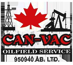 Can-Vac Oilfield Service logo