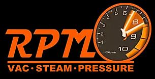 RPM Vac Steam Pressure logo