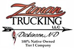 Ziman Trucking LLC logo