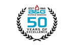 B&G Oilfield Services logo
