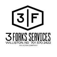 3 Forks Services logo