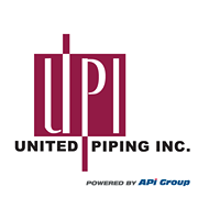 United Piping Inc logo