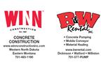 Winn Construction Inc logo