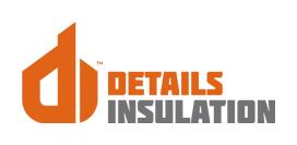 Details Insulation logo
