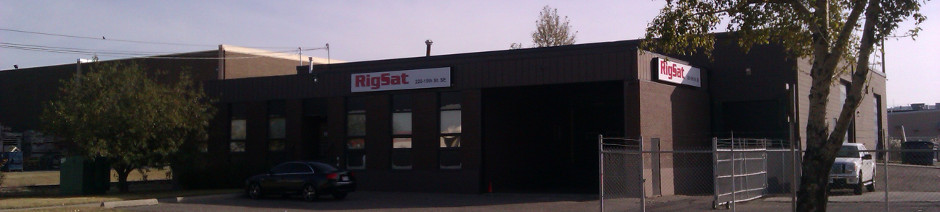 RigSat Communications Inc logo