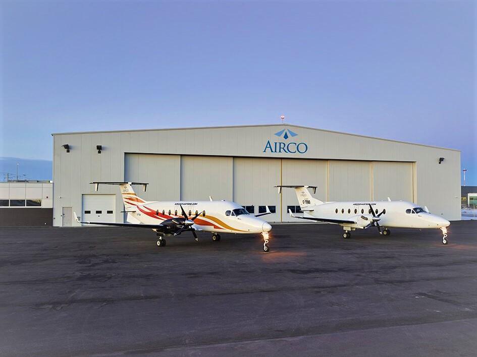 Airco Aircraft Charters Ltd logo