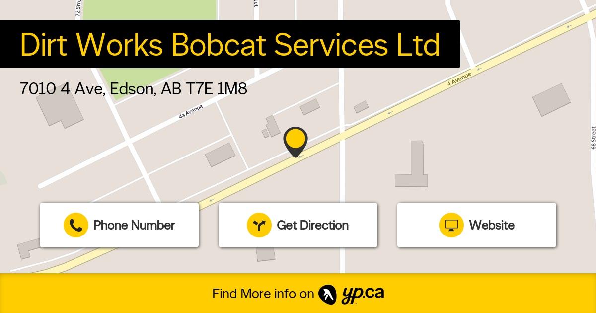 Dirt Works Bobcat Services Ltd logo