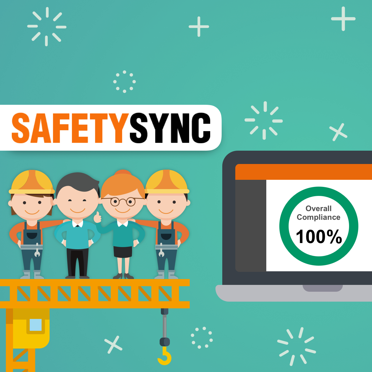 SafetySync Corporation logo
