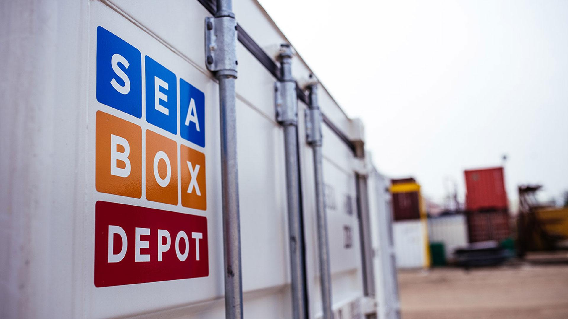 Sea Box Depot Ltd logo