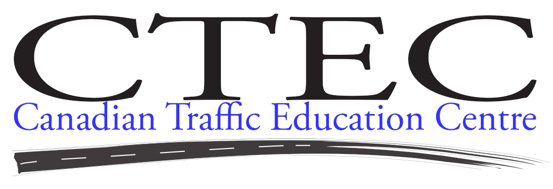 CTEC (Canadian Traffic Education Centre) logo