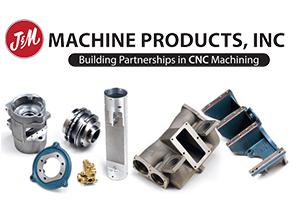 J & M Machine LLC logo