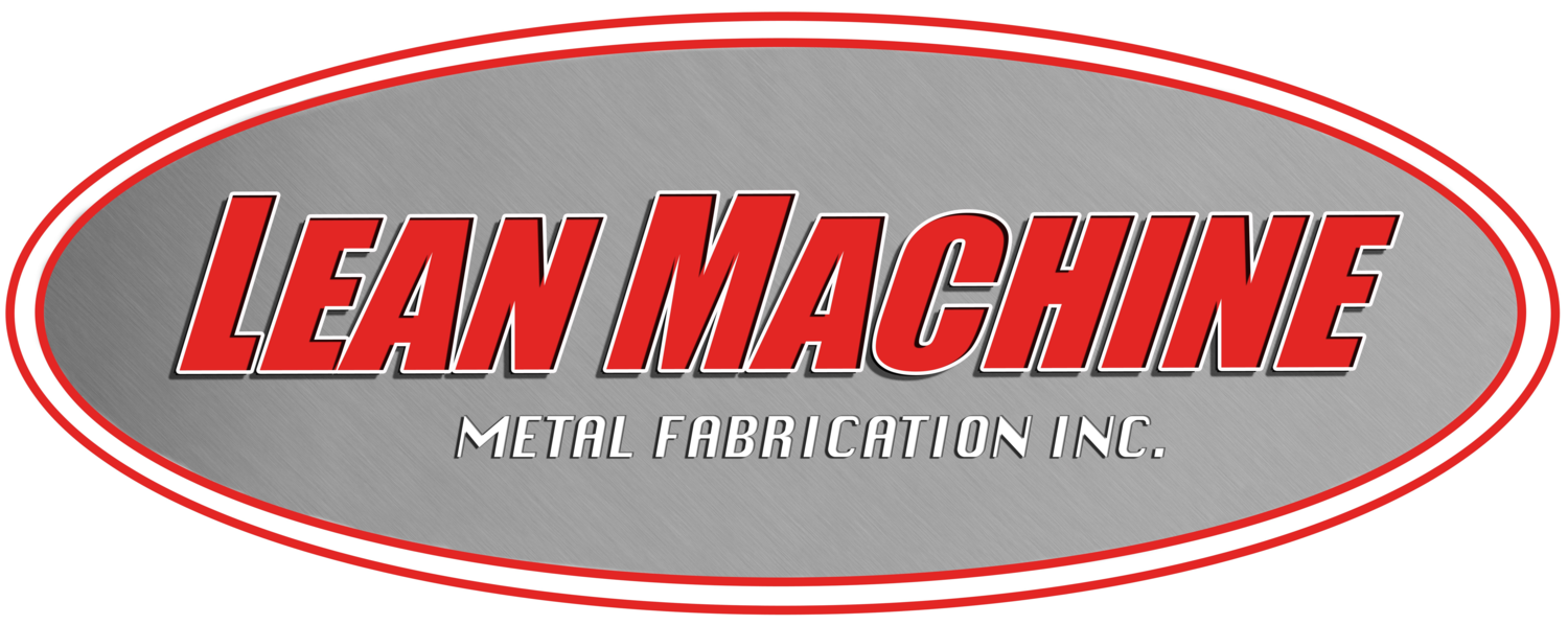 Lean Machine Metal Fabrication logo