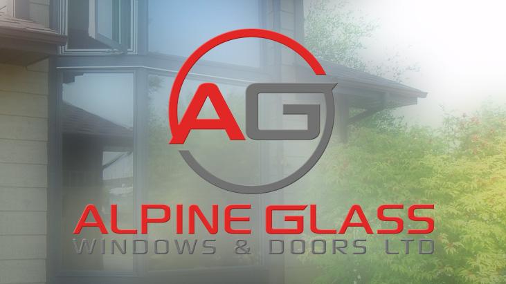 Alpine Glass Windows & Doors Ltd logo