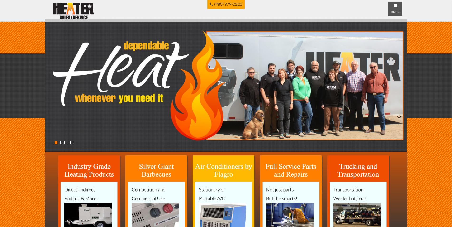 Heater Sales & Service Inc logo