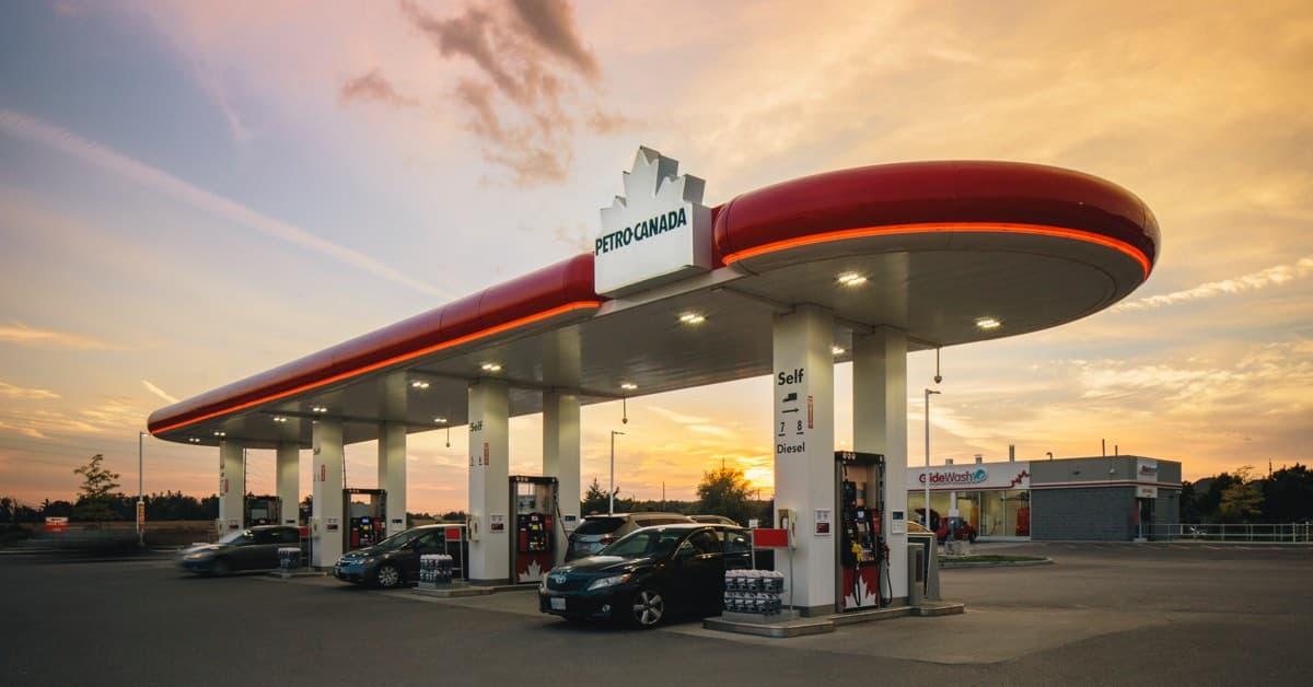 Petro-Canada/Suncor logo
