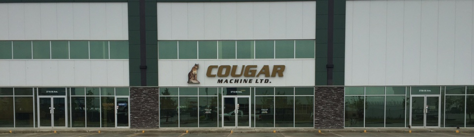 Cougar Machine Ltd logo
