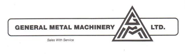 General Metal Machinery Ltd logo