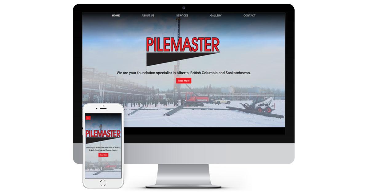PileMaster logo