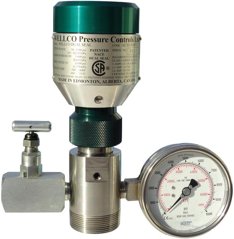 Wellco Pressure Controls Ltd logo