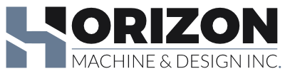 Horizon Machine & Design Inc logo