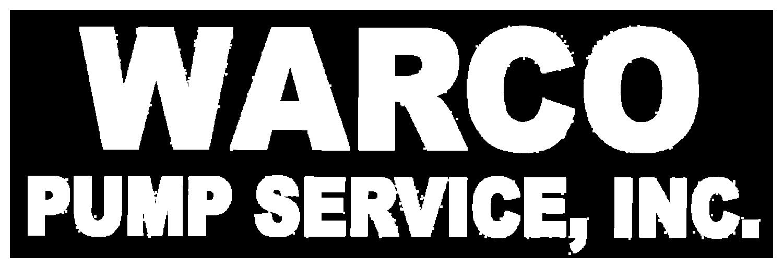 Warco Pump Service Inc logo