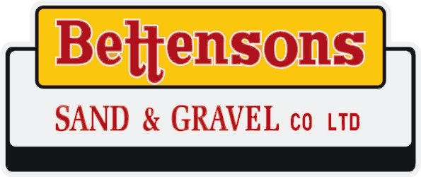 Bettenson's Sand & Gravel Co Ltd logo