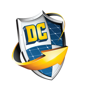 DC Power Corp logo