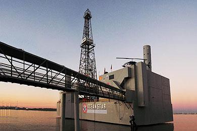 Offshore Energy Center logo