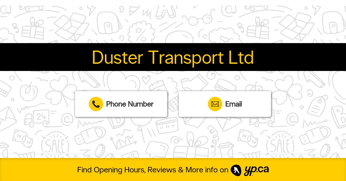 Duster Transport Ltd logo
