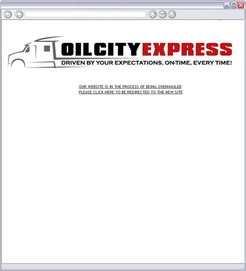 Oil City Express logo
